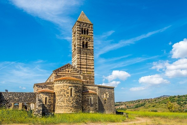 Pisaanse-kerk-Sardinië