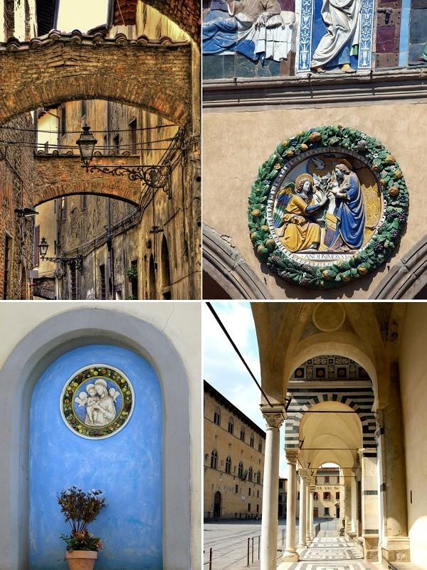 Pistoia-Toscane