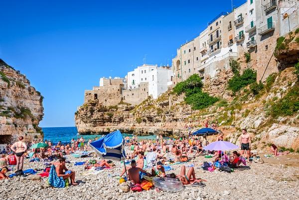 Polignano-a-Mare-Puglia-strand