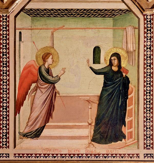 Giotto bottega Santa Reparata Firenze Duomo