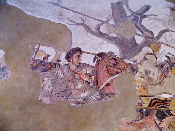 Pompei-Alexander-de-Grote-mozaiek