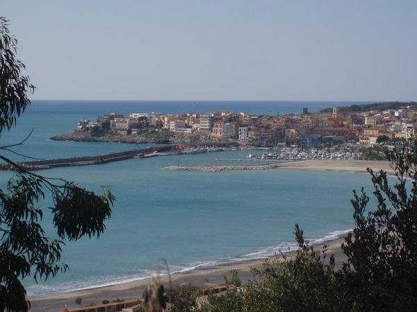 foto 3 terugblik startpunt Marina di Camerota