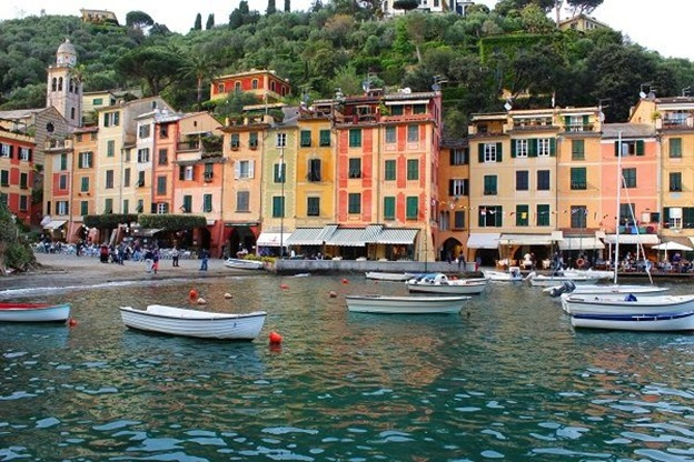 Portofino-Ligurië