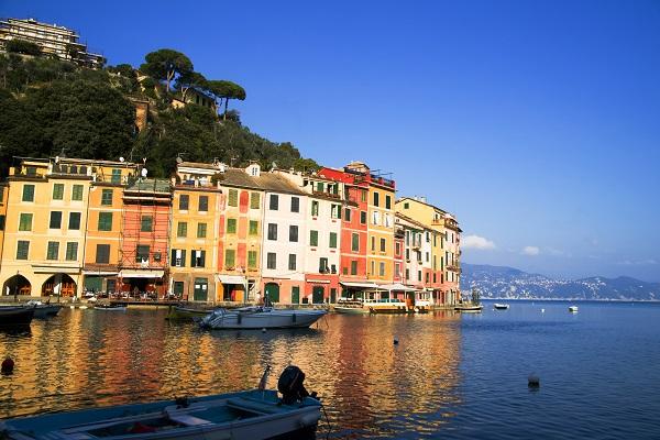 Portofino-Ligurie