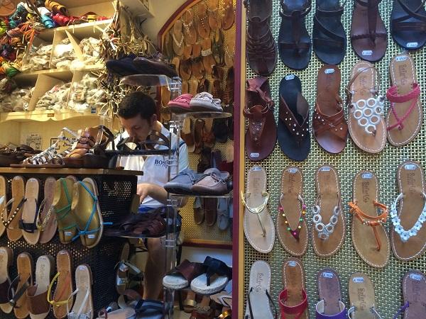 Positano-zomer-schoenen-slippers-foto-Gillians-Lists