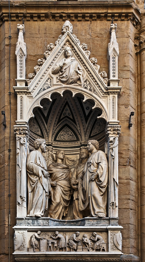 Quattro-Santi-Coronati-Bianco-Orsanmichele-Florence