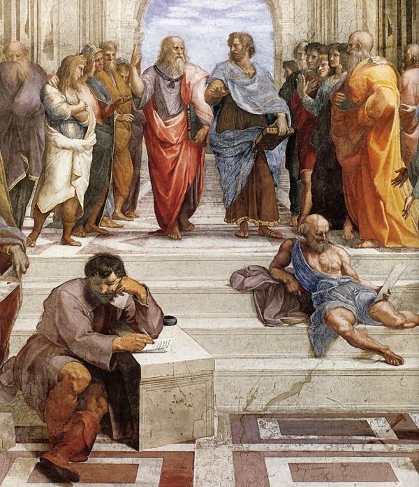 Rafaël-Stanza-della-Segnatura-Vaticaanse-Musea-School-van-Athene (3)