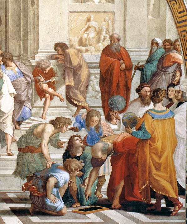 Rafaël-Stanza-della-Segnatura-Vaticaanse-Musea-School-van-Athene (5)