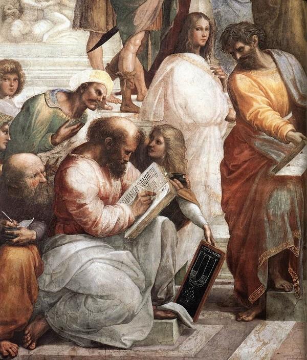 Rafaël-Stanza-della-Segnatura-Vaticaanse-Musea-School-van-Athene (7)