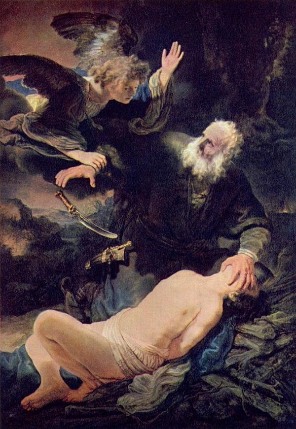 Rembrandt-Het-offer-van-Abraham-Hermitage-Sint-Petersburg