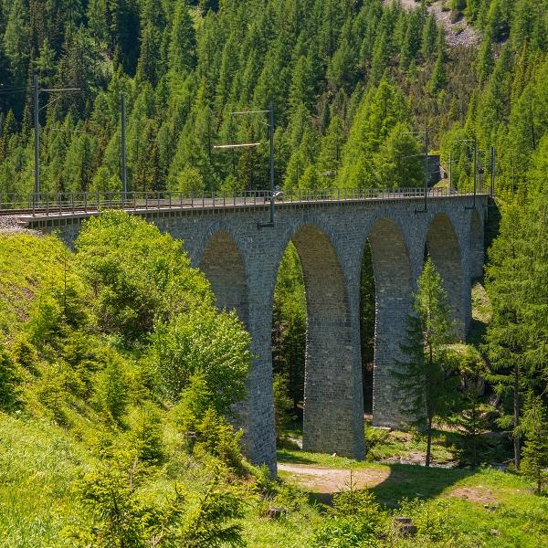 Rhätische Spoorweg (3)