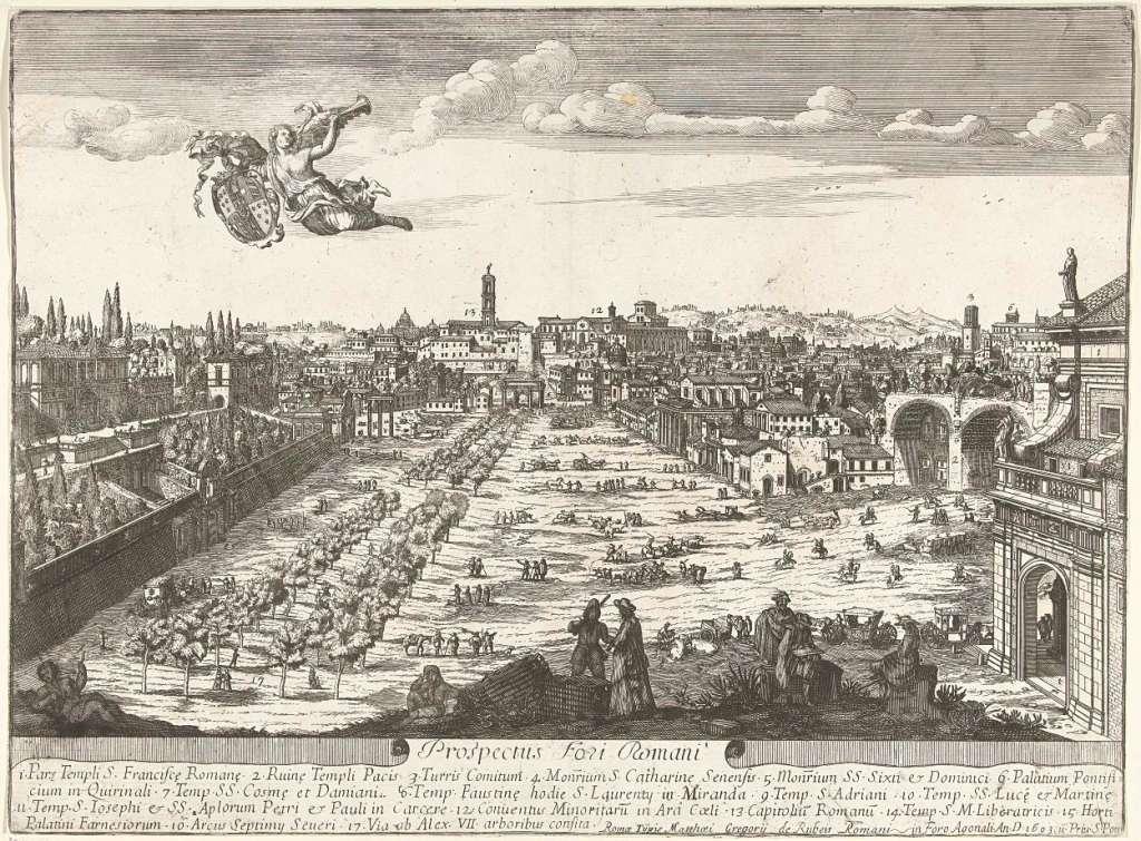 Rijksmuseum-Forum-Romanum
