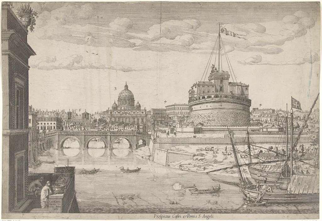 Rijksmuseum-Gezicht-op-Rome-Cruyl