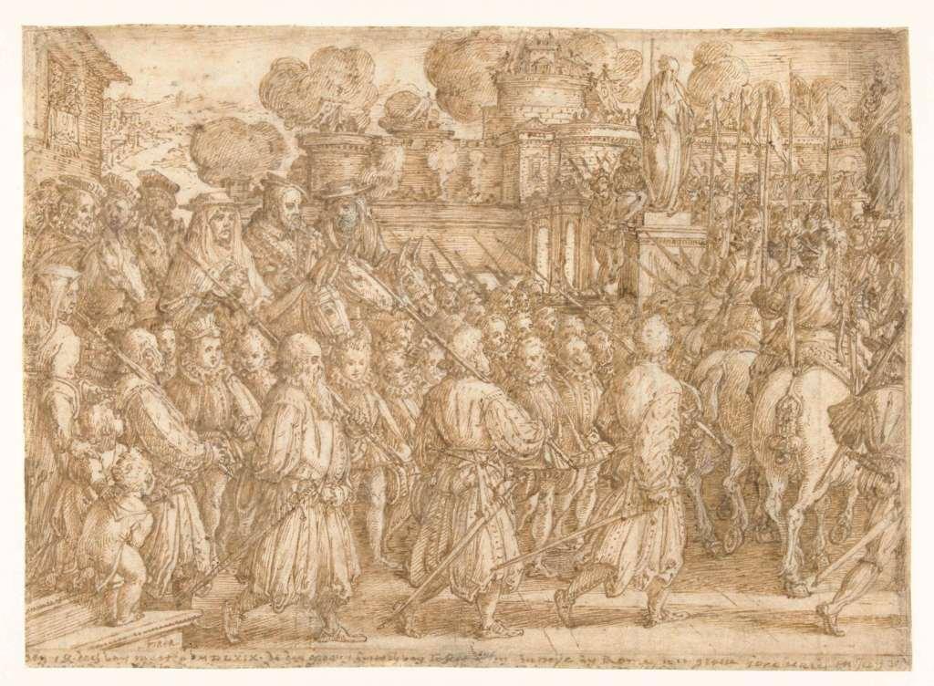 Rijksmuseum-intocht-Medici-Rome