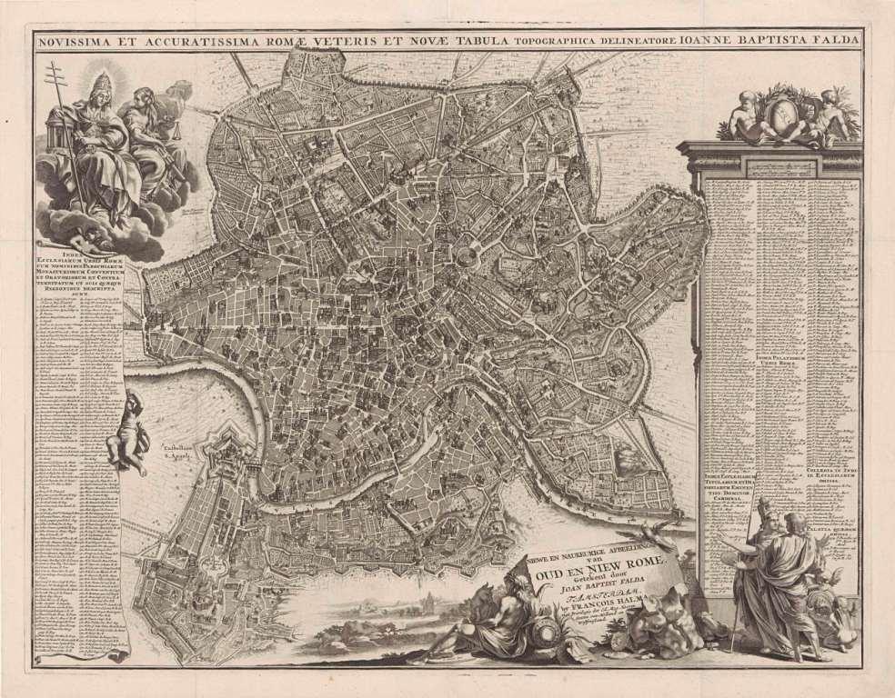 Rijksmuseum-plattegrond-Rome-Vianen