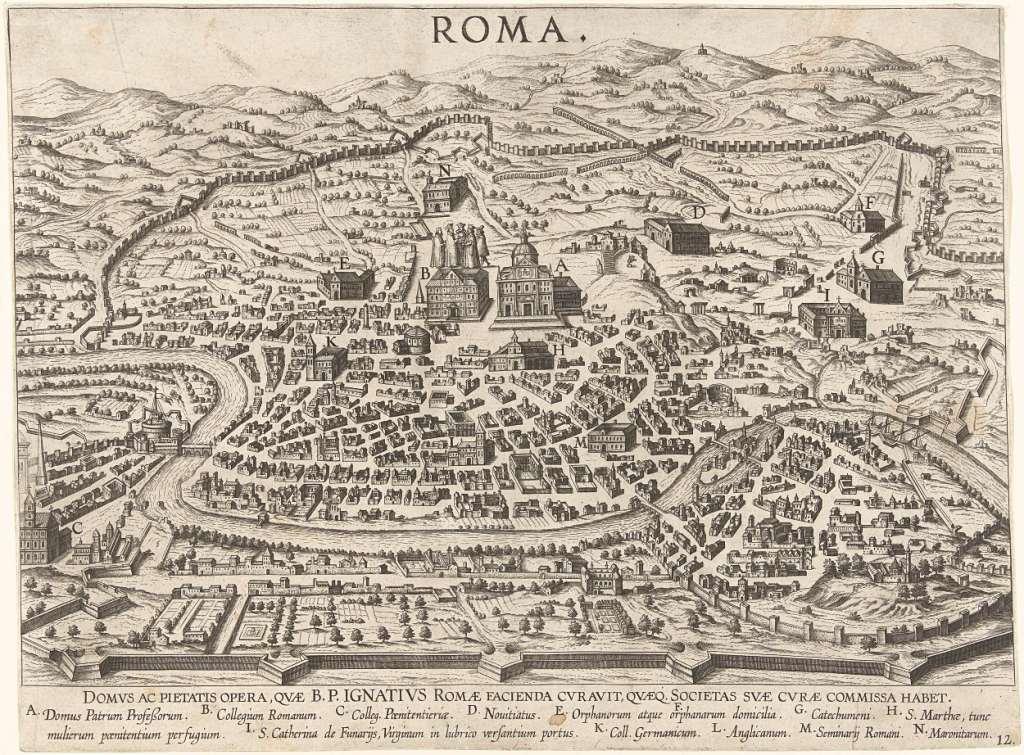 Rijksmuseum-plattegrond-Rome