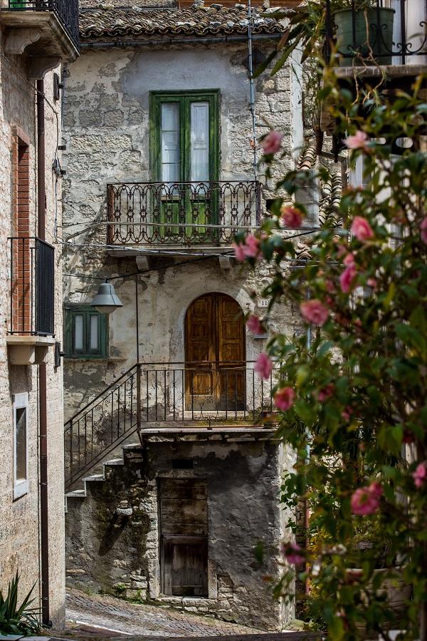 Surroundings Ripabottoni - Molise, Italy