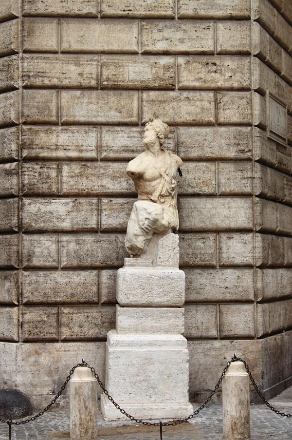 Rome-Pasquino