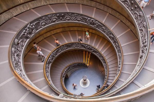 Rome-Vaticaan-Musea-trap