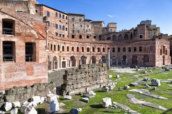 Rome-markt-Trajanus