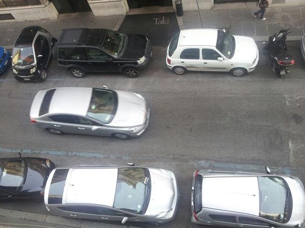 Rome-parkeren