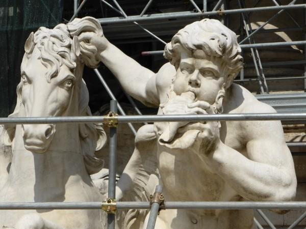 Rome-restauratie-Trevi-fontein-loopbrug (8)