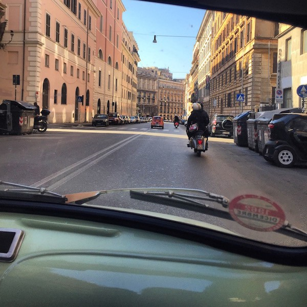 Rome-scooter-fiat-toer 1