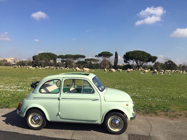 Rome-scooter-fiat-toer 4