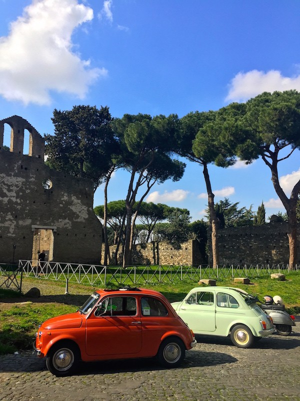 Rome-scooter-fiat-toer 8