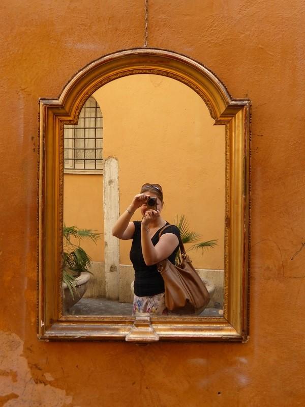 Rome-selfie