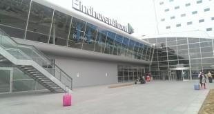 Roze koffer
