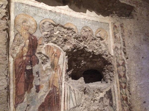 Santa-Maria-Antiqua-Cappella-Sant-Medici-Forum-Romanum-Rome (1)
