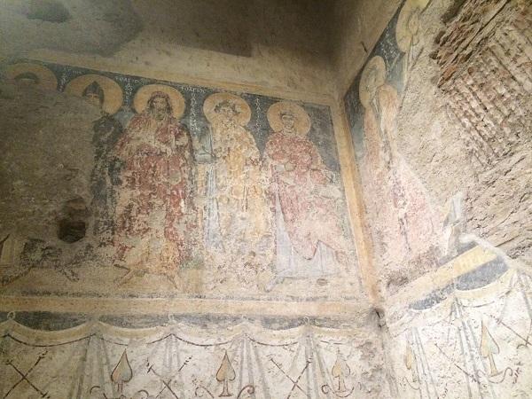 Santa-Maria-Antiqua-Cappella-Sant-Medici-Forum-Romanum-Rome (3)