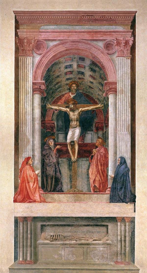 Santa-Maria-Novella-Florence-Masaccio