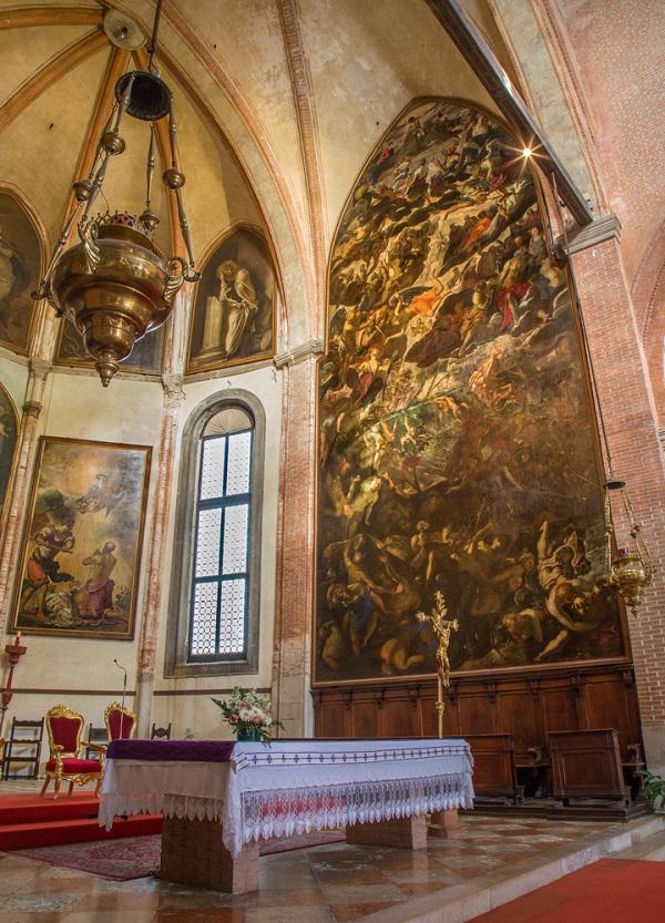 Santa-Maria-Orto-Venetië-kerk-Tintoretto (3)