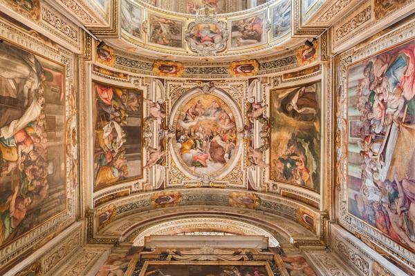 Santa-Maria-in-Traspontina-Rome