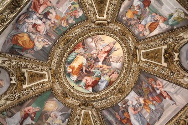 Santa-Maria-in-Trastevere-Rome