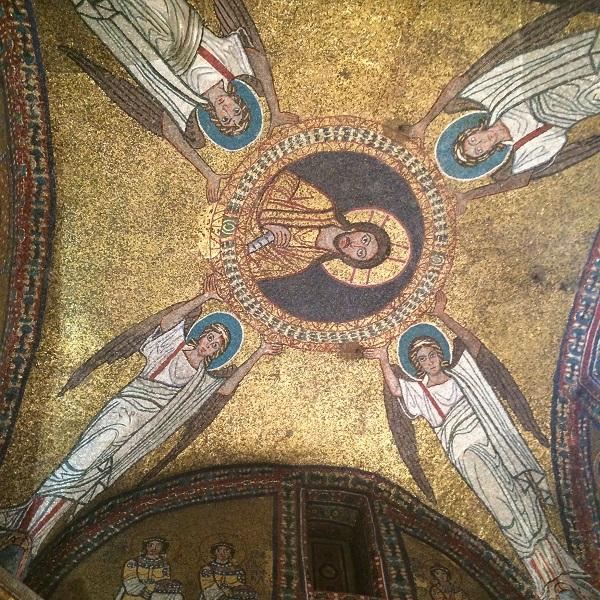 Santa-Prassede-Rome-mozaiek