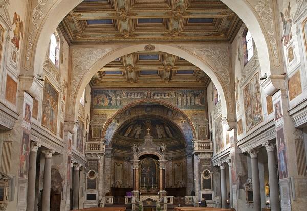 Santa-Prassede-Rome