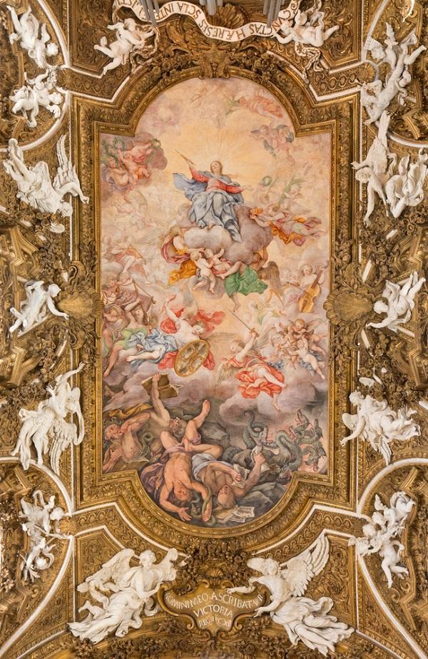 Santa-maria-della-Vittoria-Rome