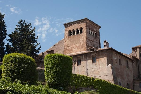 Santi-Quattro-Coronati-Rome