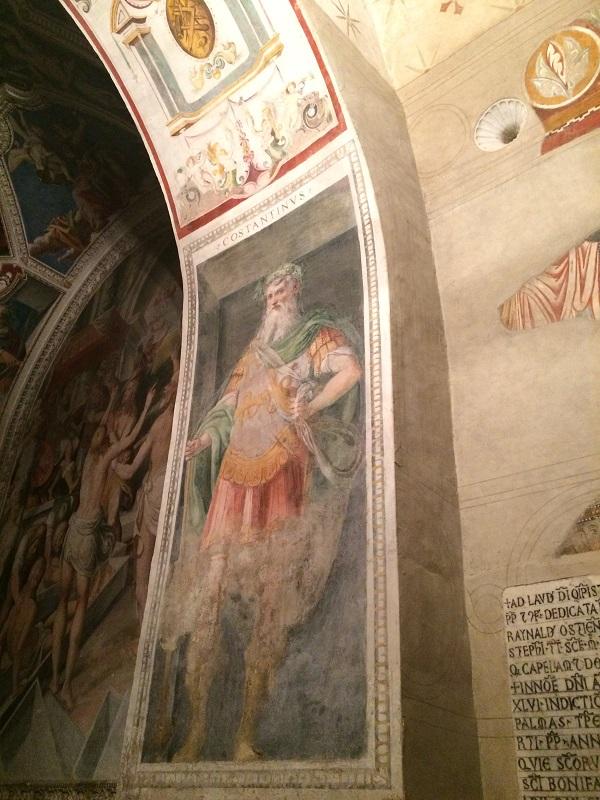 Santi-Quattro-Coronati-Rome-Silvester-kapel (5)