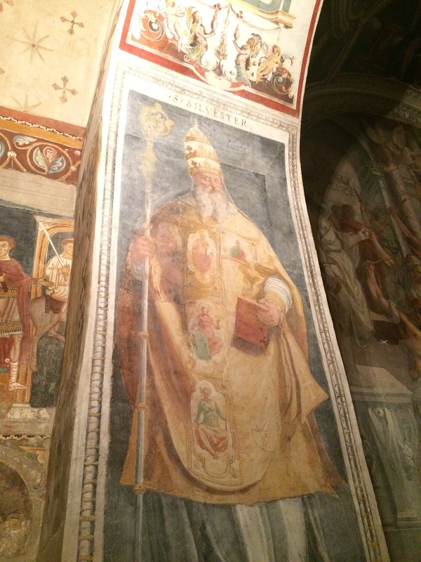 Santi-Quattro-Coronati-Rome-Silvester-kapel (6)