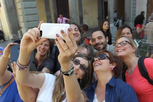 Selfie-blogtour