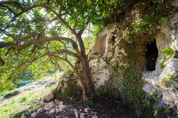 Sicilië-Pantalica-necorpoli-Unesco