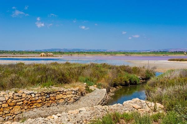 Sicilië-Vendicari-natuurreservaat