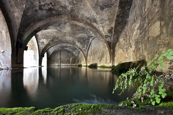 Siena-Fontebranda-waterbekken