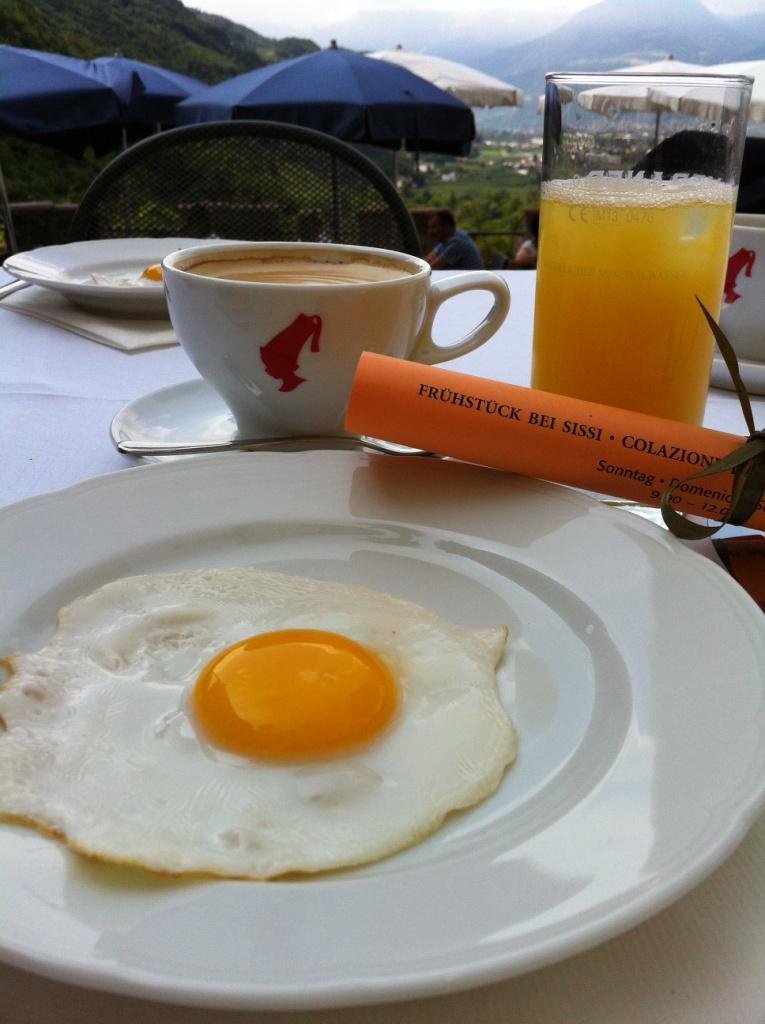 Sissi-ontbijt
