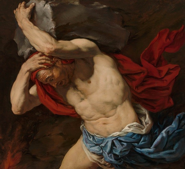 Sisyphus-Zanchi-Mauritshuis
