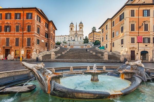 Spaanse-Trappen-Rome